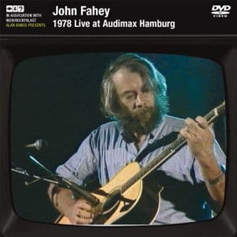 John Fahey<br>1978 Live At Audimax Hamburg<br>DVD